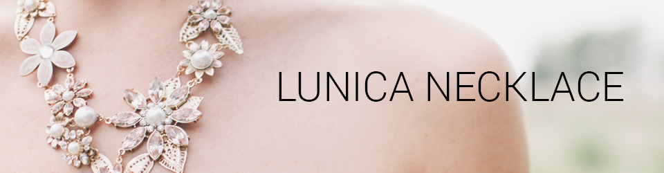 lunica necklace